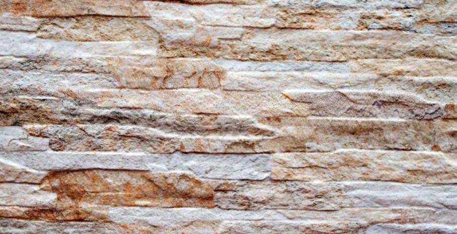 Как отделать камин декоративным камнем